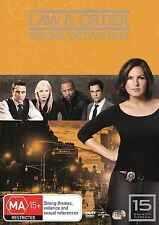 LAW AND ORDER SVU :SPECIAL VICTIMS UNIT SEASON 15 -  DVD & UK Compatible