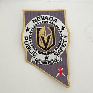 Highway Patrol Police Patch Nevada