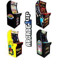 Arcade1up Arcade Machine Games Street Fighter, Mortal Kombat, Pac Man, Galaga