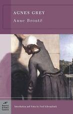 Agnes Grey (Barnes & Noble Classics Series)
