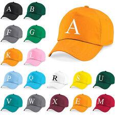 bambini RICAMO Cappellino ragazzi Junior estate un Z Arancione