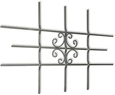 New Steel Window Security Grilles Door Bars Office Automation Anti Theft Secure