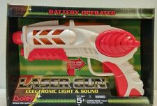 Laser Gun light and sound battery operated by Boley ages 5+ boys & girls New