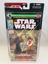 Star Wars Comic Packs Star Wars #1 Darth Vader and Rebel Officer