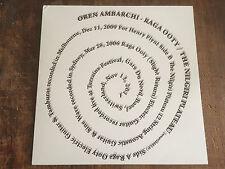 OREN AMBARCHI - RAGA OOTY/THE NILGIRI PLATEAU - DRONE,AMBIENT,NOISE!!!!