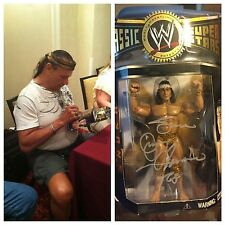 AUTOGRAPHED JIMMY SUPERFLY SNUKA CLASSIC SERIES FIGURE (SILVER)