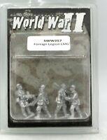 Artizan SWW257 Foreign Legion LMG (World War II) Free French or Vichy Infantry