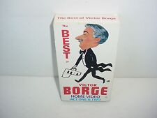 The Best of Victor Borge VHS Video Tape Movie