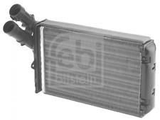 Wärmetauscher, Innenraumheizung für Heizung/Lüftung FEBI BILSTEIN 19323