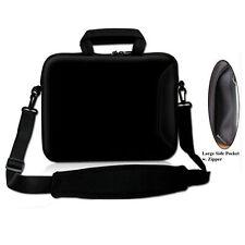 """17"""" Black Laptop Shoulder Sleeve Bag Case+Handle For 16"""" 17"""" 17.3"""" 17.4"""" Laptop"""