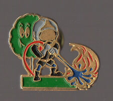 Pin's pompier / sapeurs pompiers