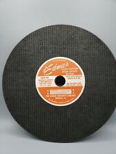 Metal Cutoff Saw Blade 12 x 1 Edmar Premium High Speed Blade Gps-Ss