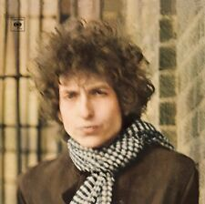 Bob Dylan Blonde On Blonde CD NEW 2003 Rainy Day Women #12 & 35/I Want You+