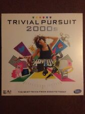 Trivial Pursuit 2000s Board Game New