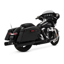 Vance & Hines 400 Slip-Ons Black, for Harley - Davidson Touring 95-16