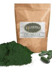 Chlorella 360 Kapseln à 450mg zalamero Superfood Natural