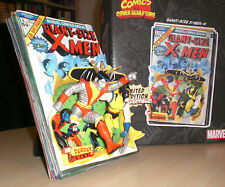 X-MEN GIANT SIZE #1 COVER SCULPTURE CODE 3 NEW