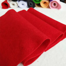 Soft Felt Fabric Metre 1.4mm Thick Non Woven Christmas DIY Craft Material Colors
