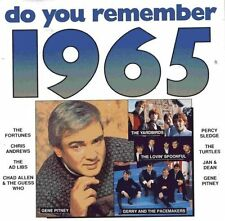 Do you remember 1965 Trini Lopez, Nino Tempo & April Stevens, Chris Andre.. [CD]