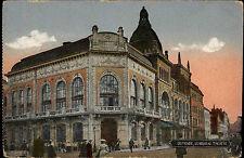Feldpost Kaiserliche Marine Briefstempel 1915 aus Ostende vom VI. Seebataillon