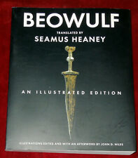 BEOWULF TRANSLATED BY SEAMUS HEANEY - ILLUSTRATED U.S. EDITION - 2008