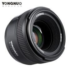 YONGNUO YN50mm F1.8 Large Aperture Lens For Nikon D3200 D3300 D5100 D5200 D5300