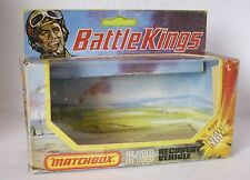 Repro box Matchbox Battle Kings K 110 Recovery Vehicle