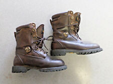 Vintage Browning Brown Leather, Goretex lined, Sportsman's Boots. Women's 6 C