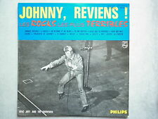 Johnny Hallyday 33Tours vinyle Johnny Reviens! Les Rocks Les Plus Terribles