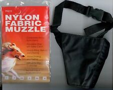 DOG MUZZLES - wholesale deal 100 pieces in asst sizes