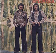 Splinter - The Place I Love - 1974 LP George Harrison Dark Horse