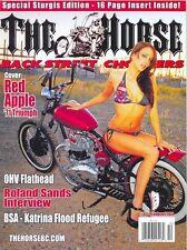 THE HORSE BACKSTREET CHOPPERS No.82 (New Copy) *Free Post To USA,Canada,EU