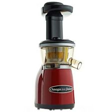 Omega VRT350HD Juicer in Red
