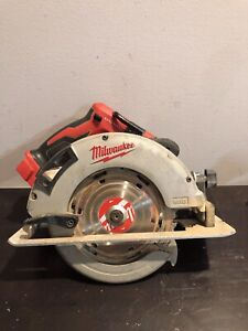 Milwaukee M18BLCS66 Circular Saw 18v Perfect Workiing Condition