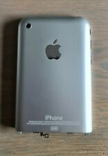 Apple iPhone 2g Housing Back Cover 8gb new!