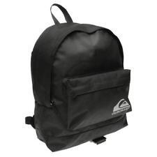 Quiksilver Deluxe Solid Backpack Black