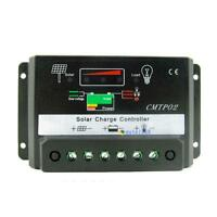 20A MPPT Solar Panel Battery Regulator Charge Controller 12V 24V Auto Switch MT