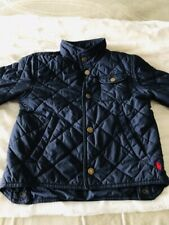 AGE 4T YEARS RALPH LAUREN JACKET BOYS KIDS DESIGNER CLOTHING