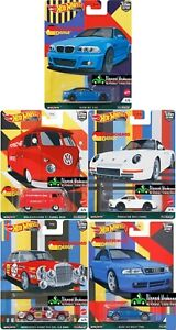 PRE ORDER - HOT WHEELS - GERMAN AUTO - With Brand New Casting-Deutschland Design