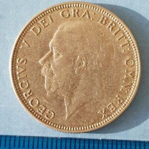 George V Florin 2 Shillings 1930 (ref #47)