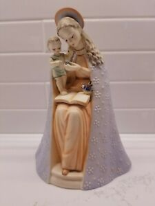 "Goebel Hummel Figurine - Flower Madonna 10/1 8"" Tall - TMK-6"