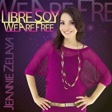 Jeannie Zelaya - Libre Soy/We Are Free [New CD]