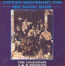 Legendary A&M Sessions Captain Beefheart & 5014757179020