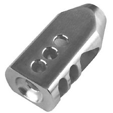 Omega Mfg .308 5/8x24 TPI Stainless Competition Tanker Muzzle Brake Compensator