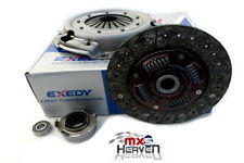 "Mazda MX5 MK1 1.6 Exedy (4 Piece) Clutch Kit inc. Spigot Bearing 1989>98 ""New"""