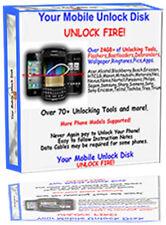 Massive Cell Phone Unlock Unlocking Software DVD Discs X2 24 GB