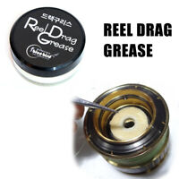 Fishing Reel Drag Grease Carbon Felt Type Spinning Baitcasting Any Reels OK