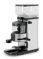 *New* Fiamma MCF 64 Commercial Espresso Bean Grinder auto stop, La Cimbali Style