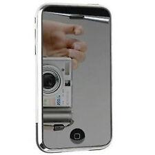 Écran Protecteur Effet Miroir LCD Verre Couche Poussière pour Apple Iphone 4 4S