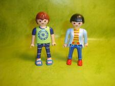 Playmobil : Lot de 2 personnages du set 5167 Playmobil